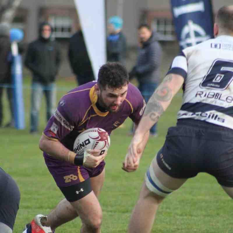 BT Premiership : Heriot's FC v Marr Rugby (1.12.17)
