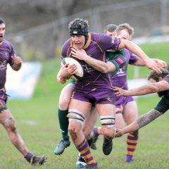 BT Premiership : Marr Rugby v Hawick RFC (9.12.17) (courtesy of Ken Ferguson)