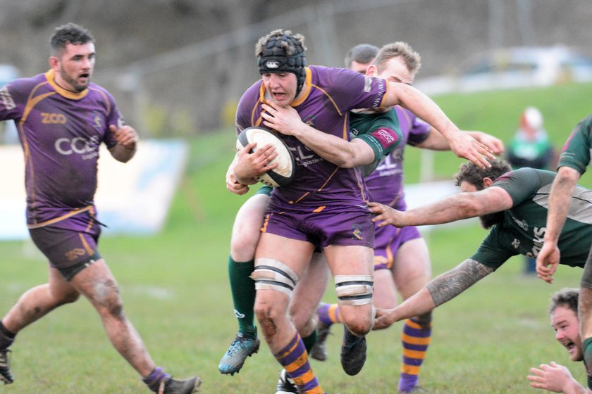 Marr Rugby round-up – No festive cheer for Marr as Hawick balance the books