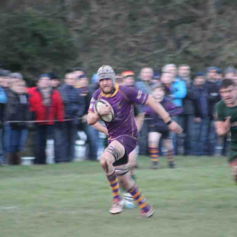 BT Premiership :Marr Rugby v Hawick (9.12.17)