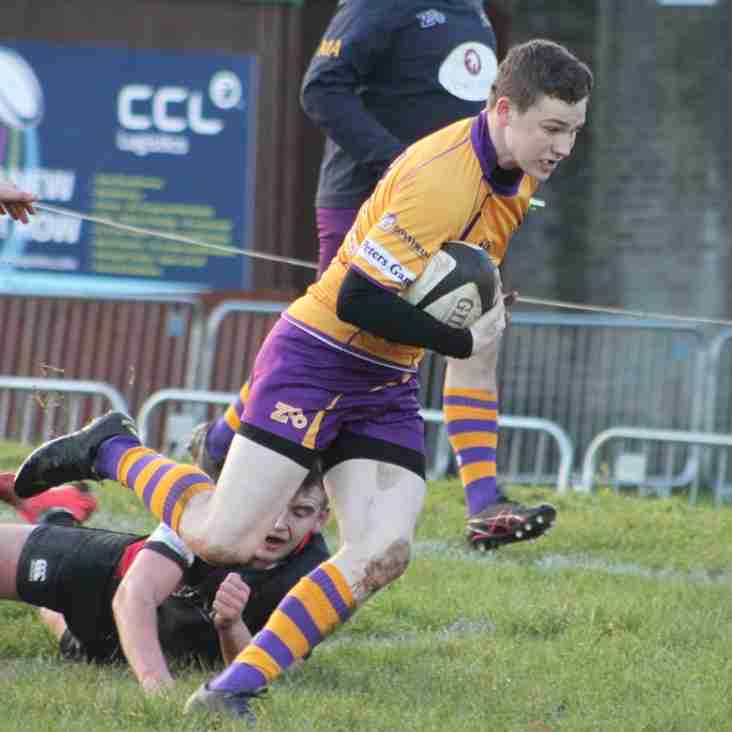 Marr Rugby round-up: Seniors' results Saturday 16 December 2017 –  2s go top