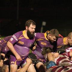 BT Premiership : Watsonians FC v Marr Rugby (6.1.18)