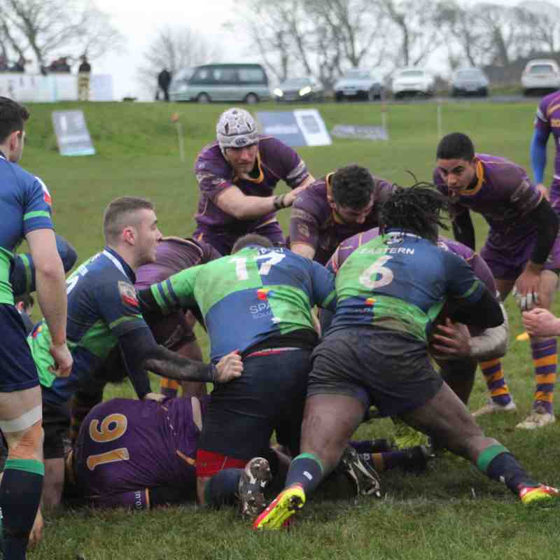 BT Premiership : Marr Rugby v Boroughmuir RFC (13.1.18)