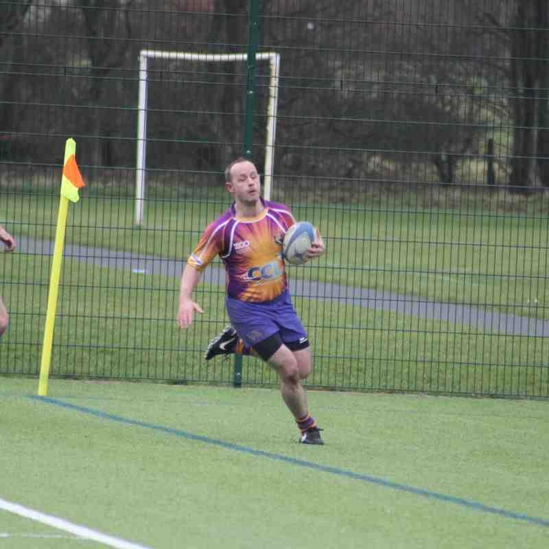 BT Reserve West 2 - Marr Rugby v Hillhead/Jordanhill RFC (27.1.18)