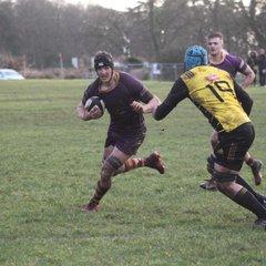 BT Premiership : Marr Rugby v Melrose RFC (3.2.18)