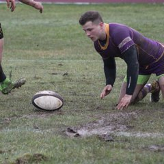 BT Cup Quarter Final - Marr Rugby v Melrose RFC ( 10.2.18)