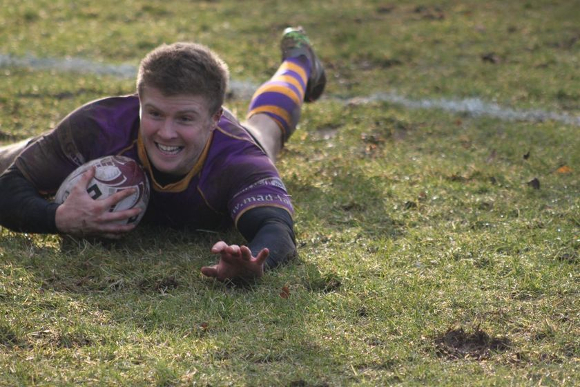 Marr Rugby round-up (17.2.18) – Cheer for 1s while 2s narrowly slip