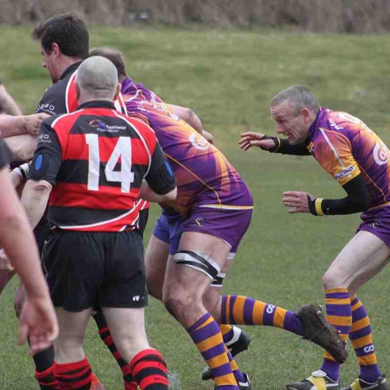 BT Reserve West 2 - Marr Rugby v Cumnock RFC 2s (31.3.18)
