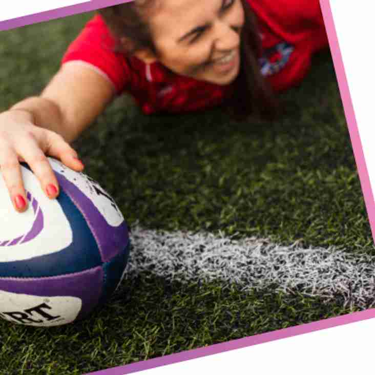 CALLING ALL WOMEN AND GIRLS (S1 up) - MARR RUGBY NEEDS YOU!