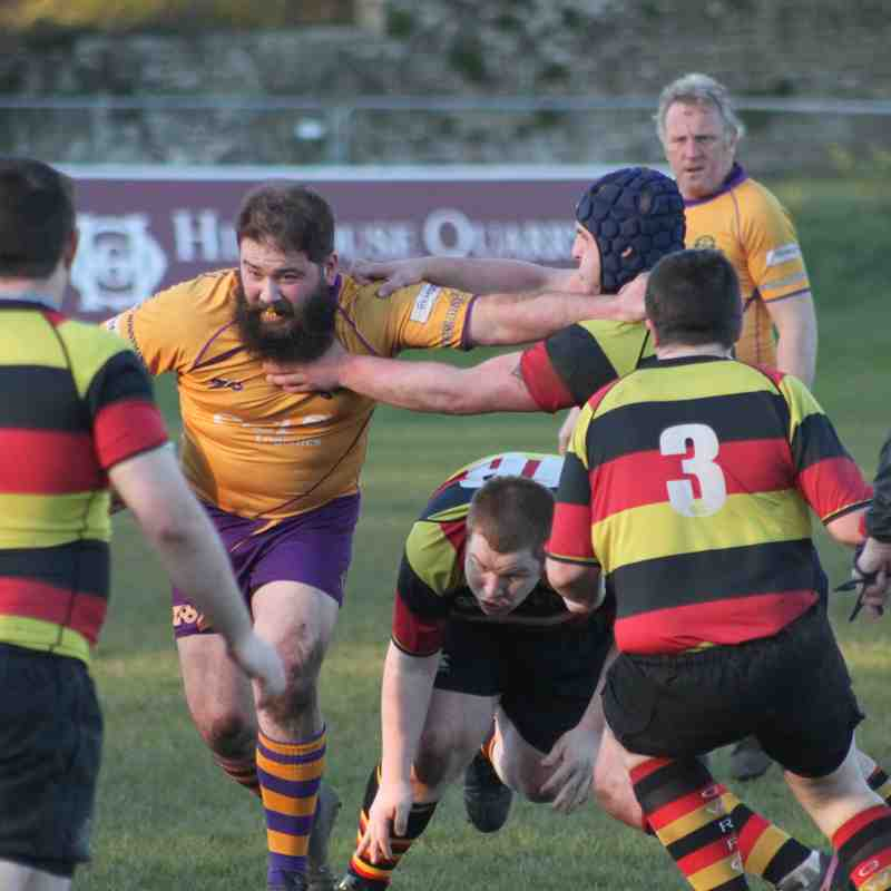 BT Reserve League West 2: Marr Rugby v Greenock RFC 2s