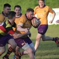 Marr Rugby round-up: Senior results 27 April 2018