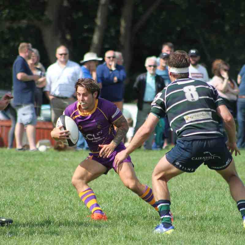Marr Rugby v GHK RFC (4.8.18)
