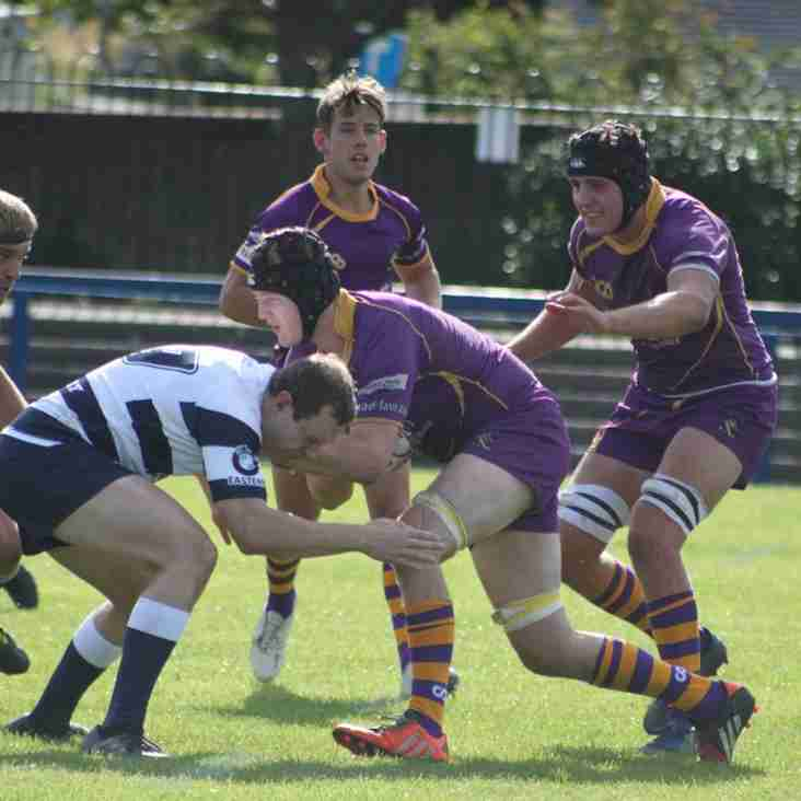 Marr Rugby round-up:  Phony war over for seniors – now full steam ahead for Season 18/19