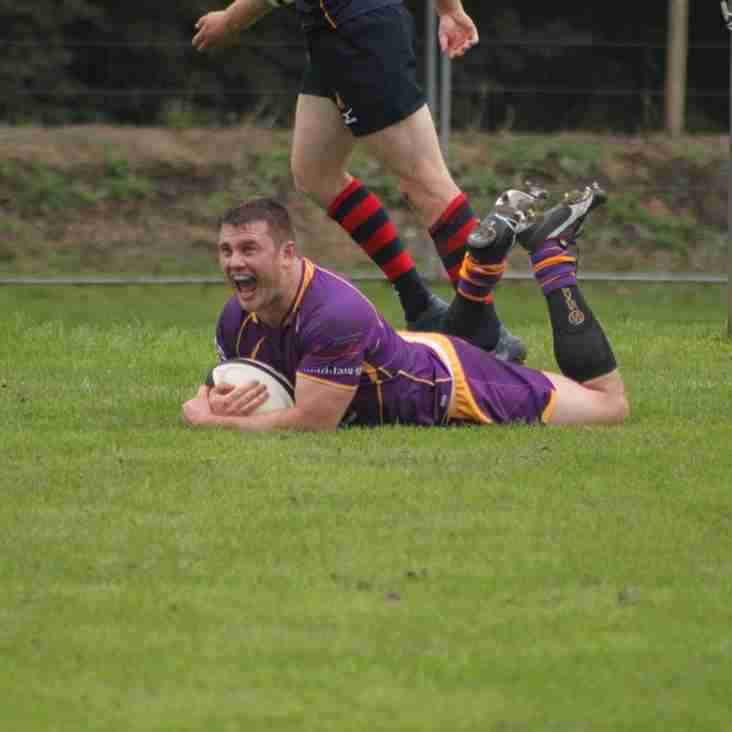 Marr Rugby round-up: Senior results 1 September 2018