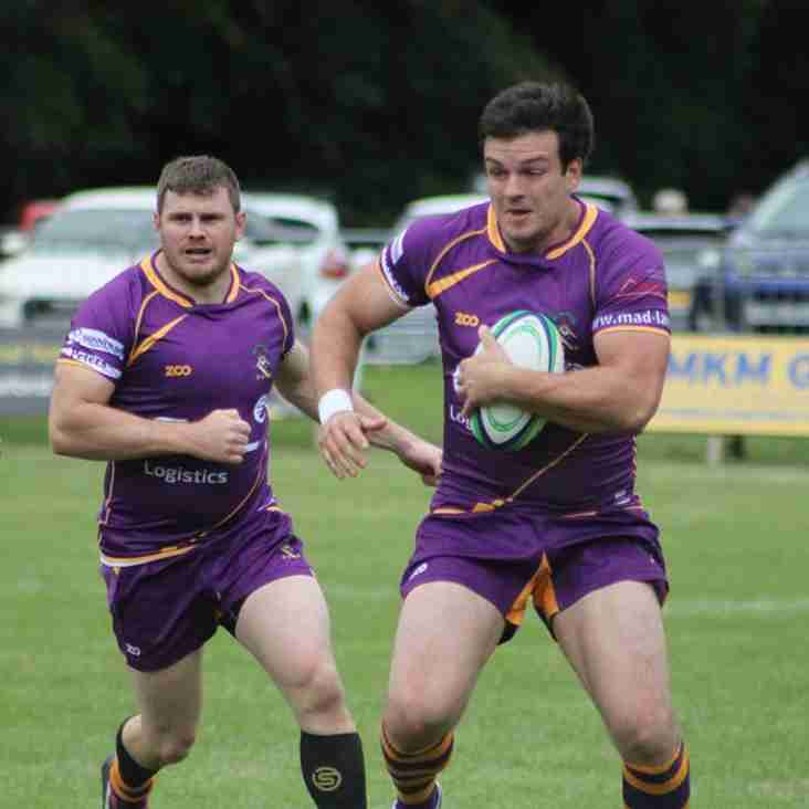 Marr face Jed Forest in top of table clash.
