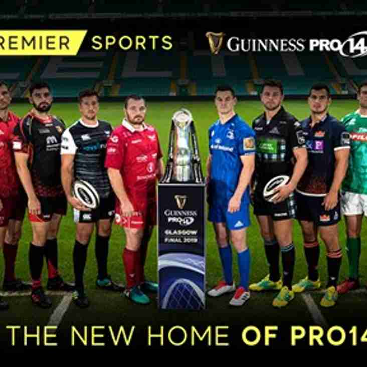 New signing: Premier Sports arrives at Fullarton – Pro 14 rugby joins the Purple and Gold rugby action