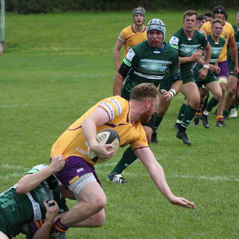 Marr Rugby 2s v Hawick RFC 2s (15.9.18)