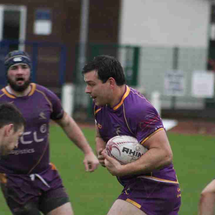 Marr Rugby round-up (12.10.18): Disappointment for Marr