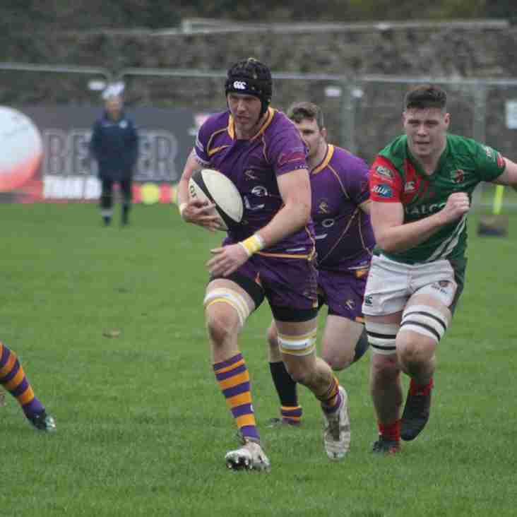 Marr Rugby round-up (20.10.18): Double delight for Marr
