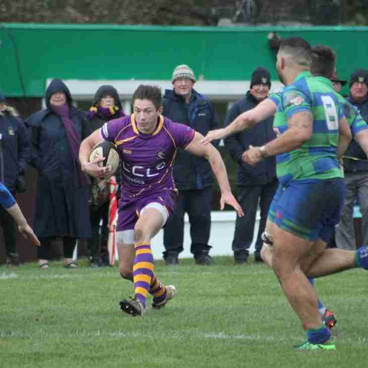 Marr Rugby round-up (3.11.18) – Bonus points for 1s and 2s