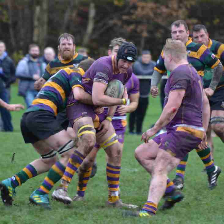 Marr Rugby round-up: Senior results 10 November 2018