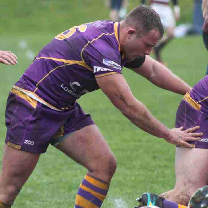 Marr Rugby round-up (24.11.18): Dust down, pick up and move forward for |Marr