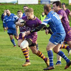 Tennent's NL1 - Marr Rugby v Jed Forest RFC (1.12.1) (courtesy of Ken Ferguson)