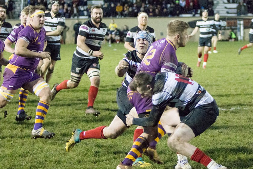 Marr Rugby round-up:  Borders hoodoo finally exorcised by the 1s while 2s and 3s find going tough but deliver promise for the future