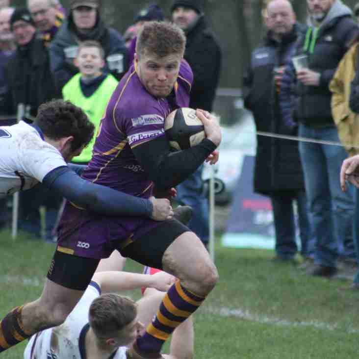 Marr Rugby round-up: 1s maintain momentum with important bonus point win while 2s beat by weather and 3s put up a good fight as they win and lose.