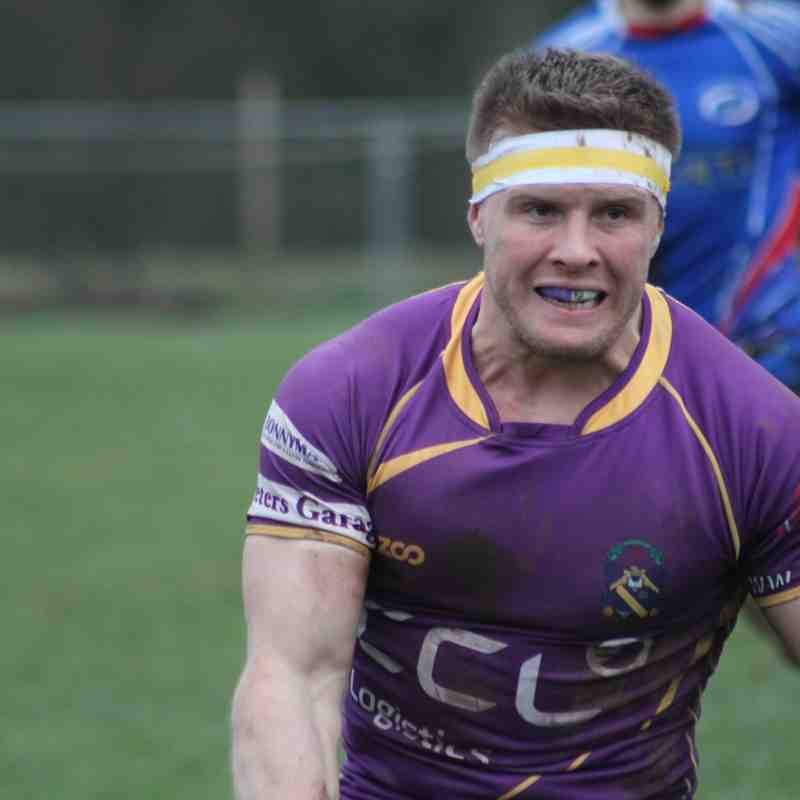 Tennent's NL1 Marr Rugby v Kirkcaldy RFC (23.2.19)