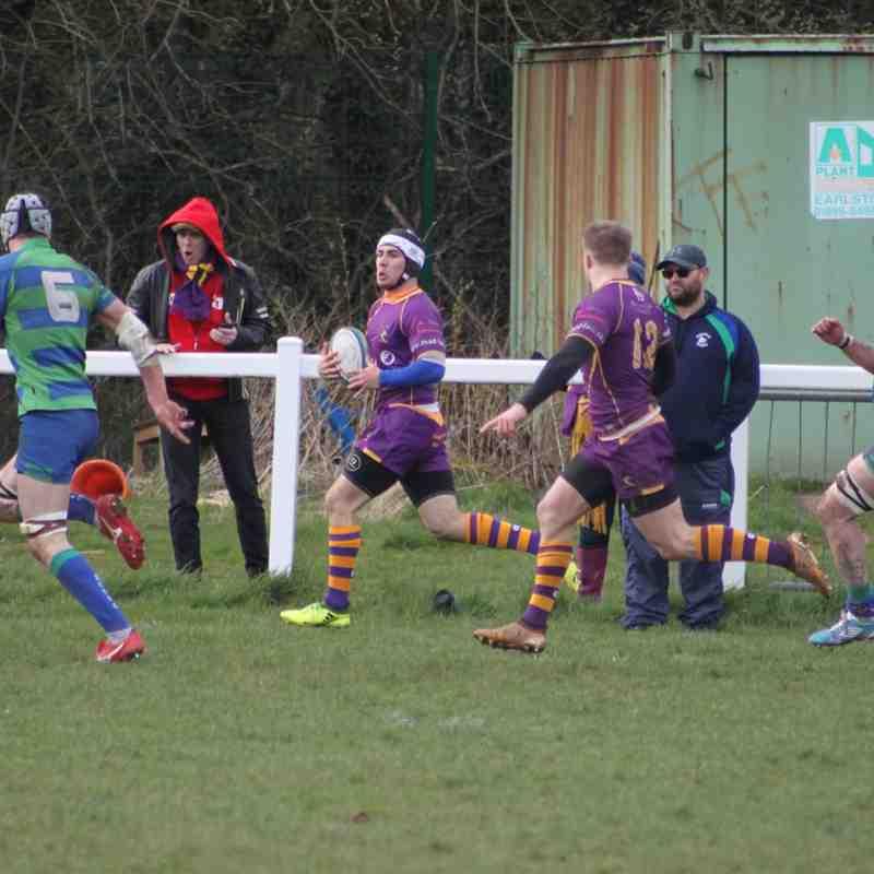 Tennent's NL1 Hamilton v Marr Rugby (23.3.19)