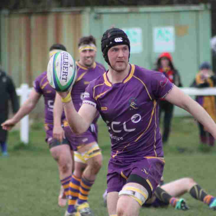 Marr Rugby round up – 1s stay on course, 2s end season with capital effort while 3s find going tough at Park Farm