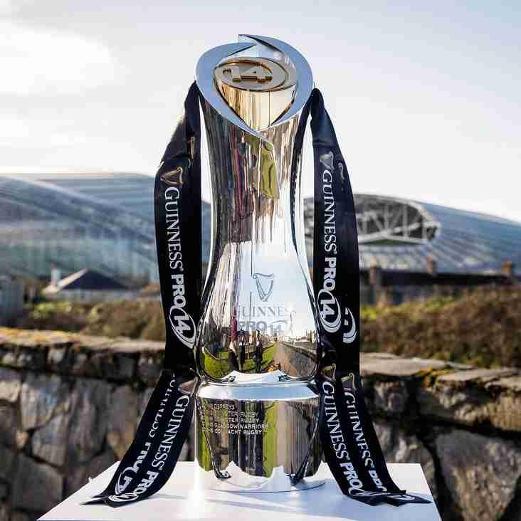 Guinness Pro14 Final – All roads lead to Fullarton or Parkhead