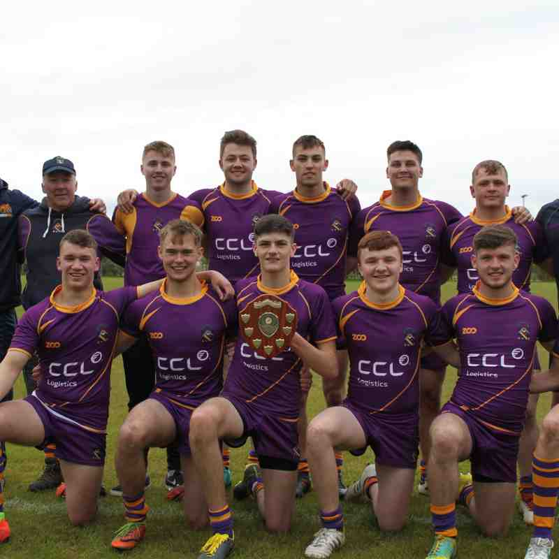 Marr U18s at Ardrossan - Semi final and Final (17.5.19)