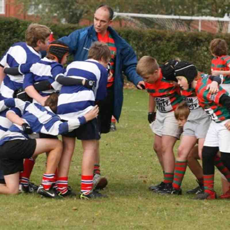 Market Rasen vs Sheffield (Blues)