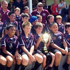 Nerang Bulls Under 10s Pre-Season Cup Winners