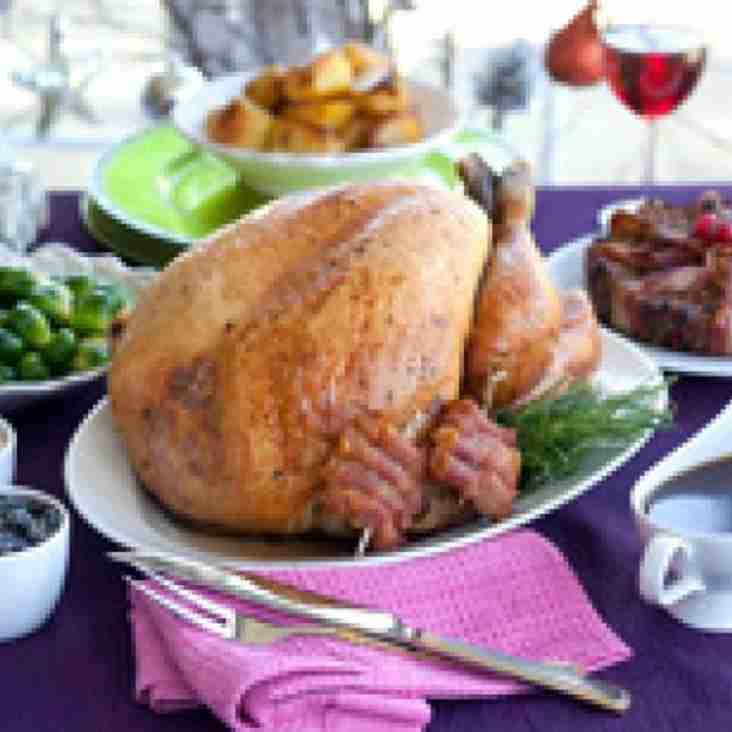 Hadham Lodge Turkeys 2018