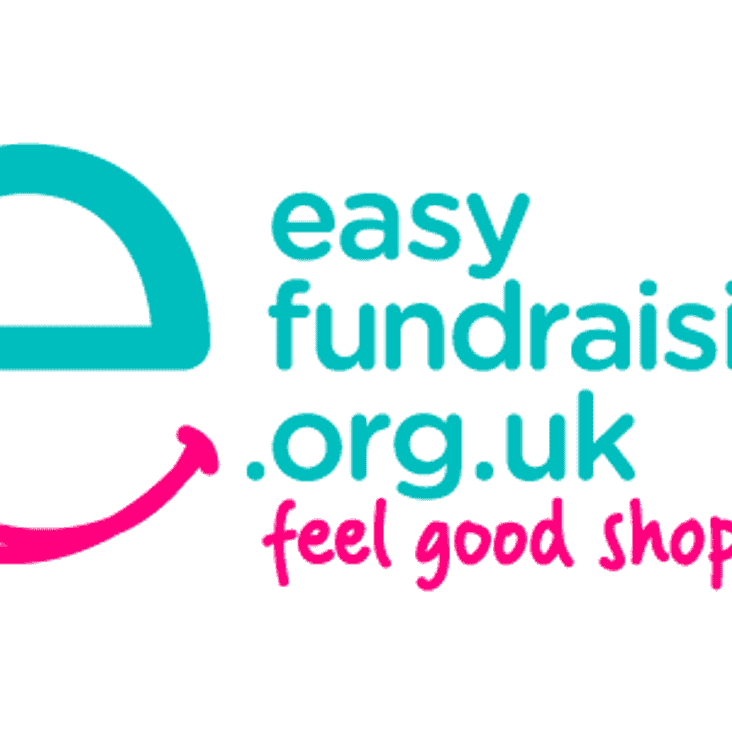 £1k + raised with easyfundraising.org.uk