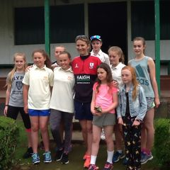 Junior Girls Coaching - June 2017
