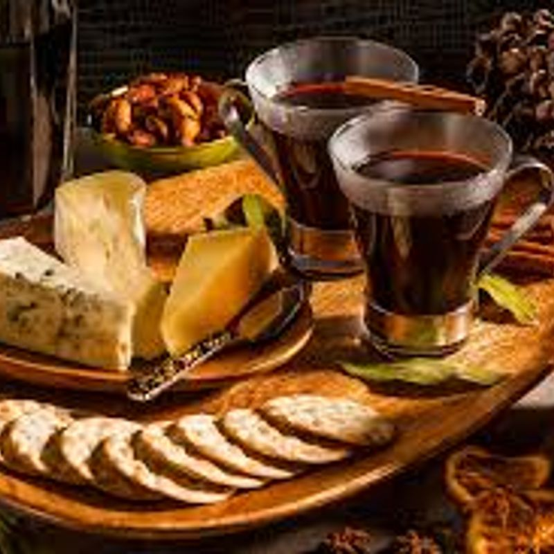 BSCST Cheese & Mulled Wine Afternoon