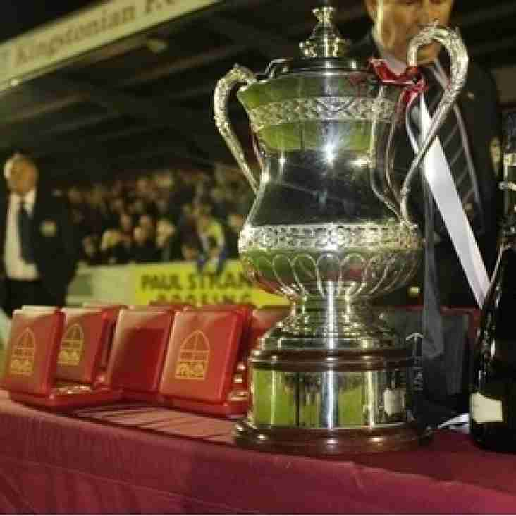 Surrey Senior Cup Third Round Draw