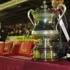 Surrey Senior Cup Draw