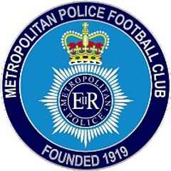 Leatherhead 1 Metropolitan Police 3   Old Scott helps Old Bill to Victory
