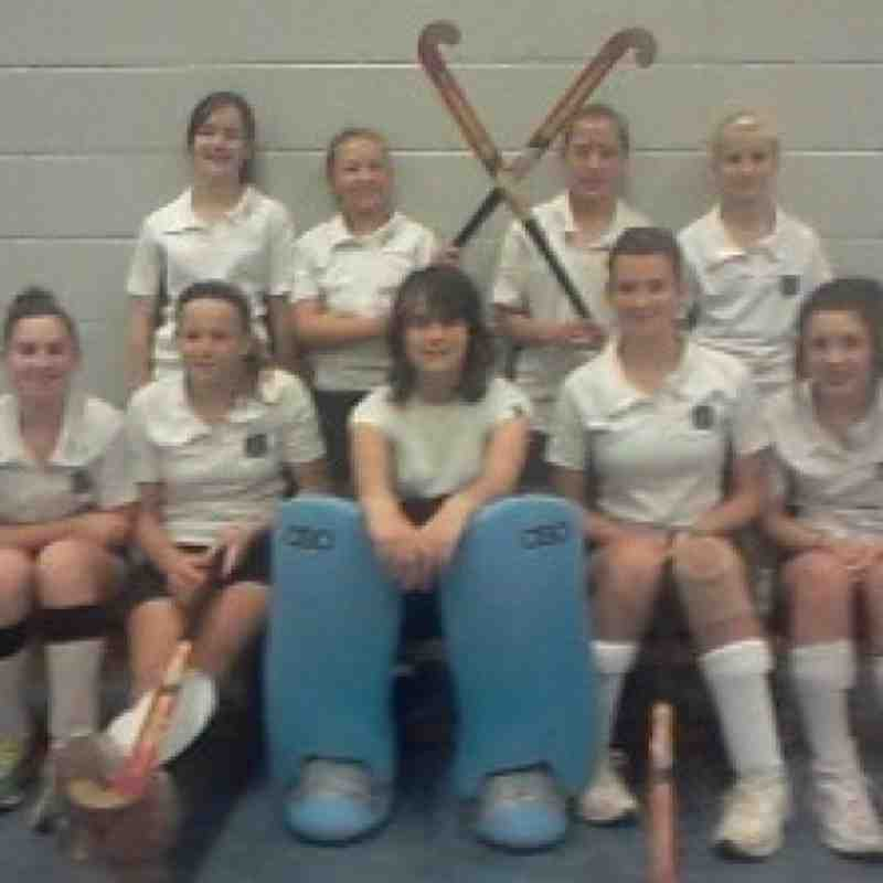 u16s indoor tournament