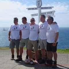 Wooden Spoon - Cornish Coast Path Walk (South)