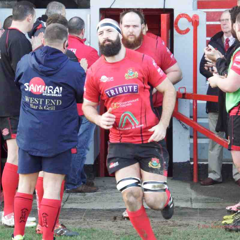 Redruth v Camborne - Boxing Day 2016 by Dan Barbary