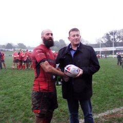 Redruth v Chinnor 07/01/2017 by Dan Barbary
