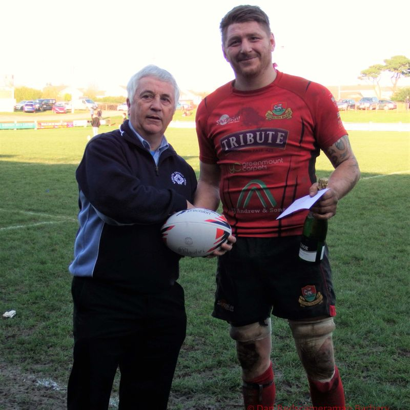 REDRUTH 17 – 20 OLD ELTHAMIANS