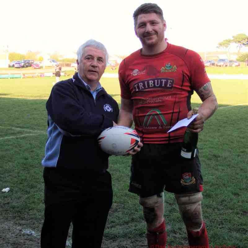 Redruth v Old Elthamians - 18/02/2017 by Dan Barbary