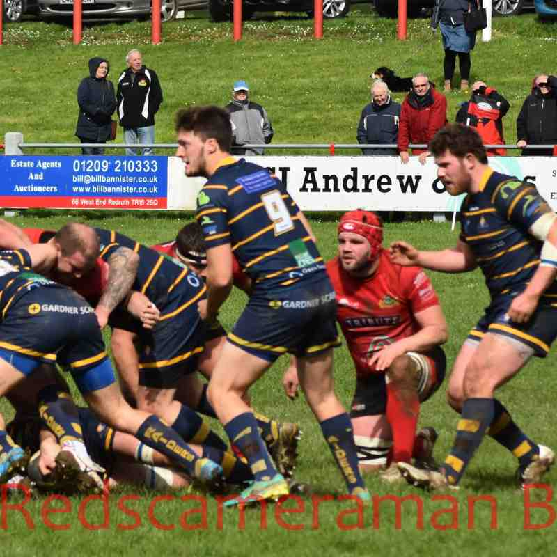 Redruth v Worthing - 01/04/2017 by Dan Barbary